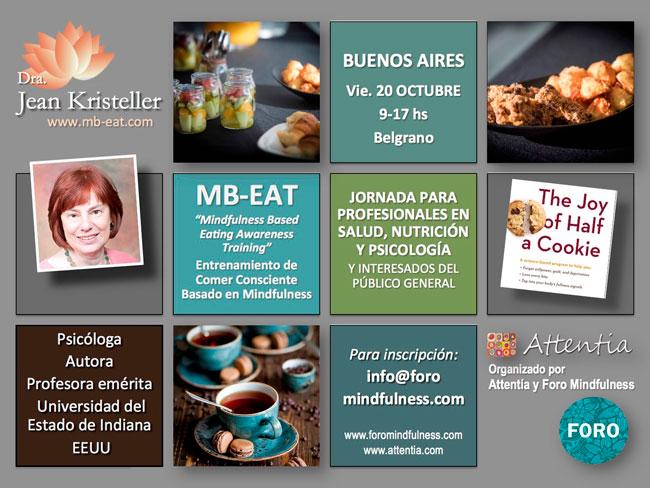 MB-EAT: Entrenamiento de Comer Consciente Basado en Mindfulness